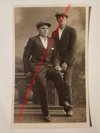 Photo Vintage. Original. Érotique. Les Hommes Sont Gays. Lettonie D'avant-guerre - Erotiche (...-1960)