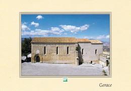 1 AK Italien * Gerace Mit Der Im 13. Jh. Erbauten Kirche San Francesco D'Assisi * - Other Cities