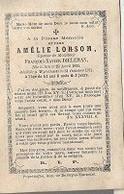 30 09 47///    °ATH 1820 + WIJTSCHAETE 1871     AMELIE LORSOM - Godsdienst & Esoterisme