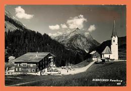 A610 / 477 Autriche SCHROCKEN Vorarlberg - Non Classés