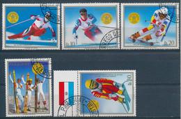 Paraguay 1988  Mi: 4262-4266 Yt: (Gebr/used/obl/usato/o)(5390) - Paraguay