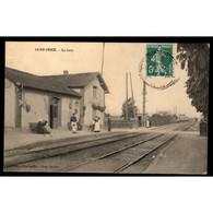51 - SAINT BRICE (Marne) - La Gare - Otros Municipios