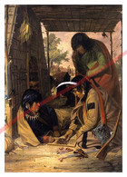 Postcard | REPRODUCTION | Painting By Seth Eastman 1808-1875 | Native Americans, Indians - Indiani Dell'America Del Nord
