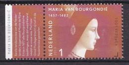 Nederland - 1001 Vrouwen - Maria Van Bourgondië - Hertogin/gravin - MNH - NVPH 3052 - Unused Stamps