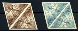 España (Beneficencia- Huérfanos De Correos) Nº 19/20s. Año 1938 - Wohlfahrtsmarken