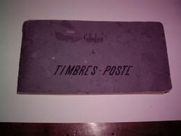 Ancien Album Avec Timbres France Et Divers Pays. - Sammlungen (im Alben)