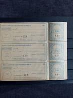 FRANCE.1930. Colis Postaux PARIS  N° 153 En 3 Ex .  NEUFS SANS Charnières. Côte MAURY 2019 : 66,00 € - Neufs
