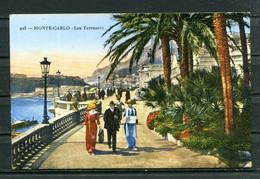 # - MONTE-CARLO - Les Terrasses - Terrassen