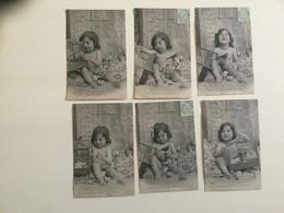 Fantaisie 6 Carte Le,serin De Maman - 5 - 99 Karten