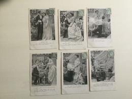 Fantaisie 6 Carte La Première Nuit - 5 - 99 Karten