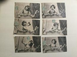 Fantaisie 6 Carte - 5 - 99 Karten
