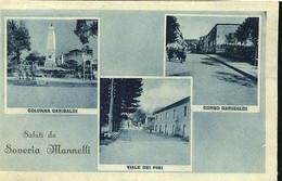 RD294 SALUTI DA SOVERIA MANNELLI - Other Cities
