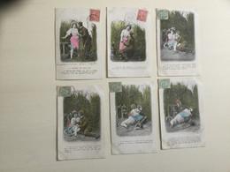 Fantaisie 6 Carte La Chanson Des Blés D'or - 5 - 99 Karten