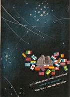 """(C).""""COSPAR"""".2° Congresso Internazionale Ricerche Spaziali (9-a19) - Europa"""