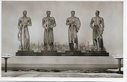 """PROPAGANDE NAZI ,A L'EXPOSITION Internationale  DE PARIS 1937 """" La Belle Allemagne Vous Attend """" - Weltkrieg 1939-45"""