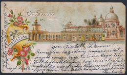 Italia / Italien / Italy: Venezia 1895 - Venetië (Venice)