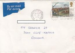 90850- LIVERPOOL STEPPLE CHASE STAMP ON COVER, 1979, UK - 1952-.... (Elisabetta II)