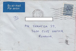 90851- QUEEN ELISABETH 2ND STAMP ON COVER, 1979, UK - 1952-.... (Elisabetta II)