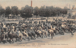 AMIENS - Le Marché Aux Bestiaux - Amiens