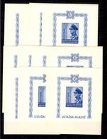 Croatie Bloc-feuillet YT N° 6 X Onze Blocs Neufs ** MNH. TB. A Saisir! - Kroatien