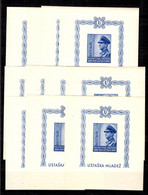 Croatie Blocs-feuillets YT N° 4 (11) Et N° 6 (11) Neufs ** MNH. TB. A Saisir! - Kroatien