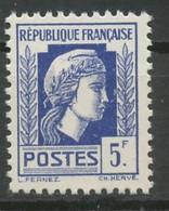 FRANCE - 1944 - Nr 645 - NEUF - Nuovi