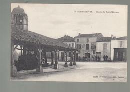 CP - 17 - Corme-Royal  -  Route De Port-d'Envaux - Andere Gemeenten