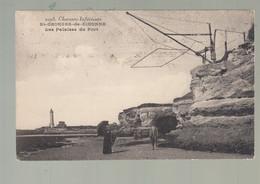 CP - 17 - Saint-Georges-de-Didonne - Les Falaises Du Port - Saint-Georges-de-Didonne