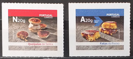 Portugal 2019 - MNH As Scan - Traditional Portuguese Sweets - SA - 4 Stamps - Ungebraucht