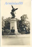 France, 1940 - Chaumont, Haute-Marne - Monument Aux Morts De 1870-71 - Luftwaffe - Aufklärungsgruppe 21 - Wehrmacht - Guerre, Militaire