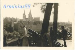 France, 1940 - Chaumont, Haute-Marne - Basilique Saint-Jean-Baptiste - Luftwaffe - Aufklärungsgruppe 21 - Wehrmacht - Guerre, Militaire