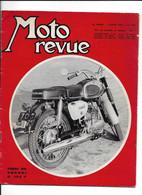 MOTO REVUE MARS 1968 N° 1876 ESSAI DU SUZUKI - Motorfietsen