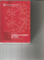 Catalogue Yvert Et Tellier Timbres D'europe De L'est 2003 - Other