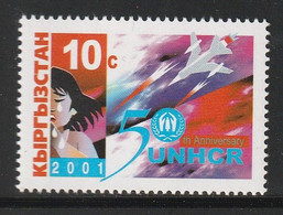KIRGHIZSTAN - N°175 ** (2001) HCNUR - Kyrgyzstan