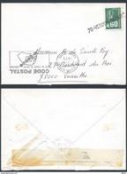 A076 Lettre De Vesoul à Versailles1975 - Griffe Vesoul Départ - Storia Postale