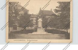 4048 GREVENBROICH, Kriegerdenkmal, 1919 - Grevenbroich