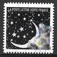 FRANCE 1328 Correspondances Planétaires .Croissant De Lune . - Adhesive Stamps