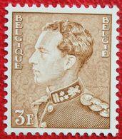 3Fr LEOPOLD III 1951 OBP 847 (Mi 900 B) POSTFRIS /MNH ** BELGIE BELGIUM - Nuevos
