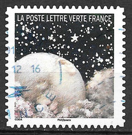 FRANCE 1334 Correspondances Planétaires .Lune Dormant . - Adhesive Stamps