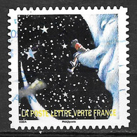 FRANCE 1324 Correspondances Planétaires .Enfant Perché Sur La Lune . - Adhesive Stamps