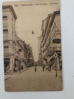 Carte Postale Ancienne (1929) BLANKENBERGHERue De L'église - Kerkstraat - Blankenberge