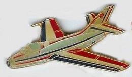 @@ Avion Patrouille De France Mystère 4 (2.4x3.7) @@ma98a - Airplanes