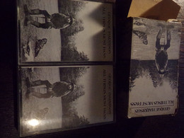 Lot 2 Cassette George Harrison All Things Must Pass Pas Courent  Avec  Boite En Carton Tres Rare Tout Petit Prix - Audiocassette