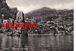 POSITANO - PANORAMA DAL MARE  F/GRANDE VIAGGIATA - Salerno