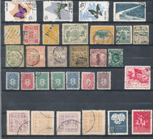 SOME STAMPS CHINA INCLUDED FORGERIES RARE WARNING NO SELLING OUTSIDE DELCAMPE SYSTEM PLEASE READ DESCRIPTION - China