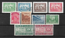 CHINA STAMPS 1947-1948. MNG, 1-USED - 1912-1949 Republic