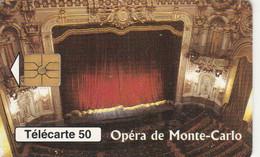 PHONE CARD MONACO (E66.9.7 - Mónaco