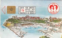 PHONE CARD MONACO (E66.9.4 - Mónaco