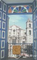 PHONE CARD CUBA (E66.19.6 - Cuba