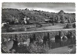 29  Finistère  : Châteauneuf- Du Faou  Le Pont Du Roy Qui Franchit La Vallée De L'Auine  Réf 8204 - Châteauneuf-du-Faou